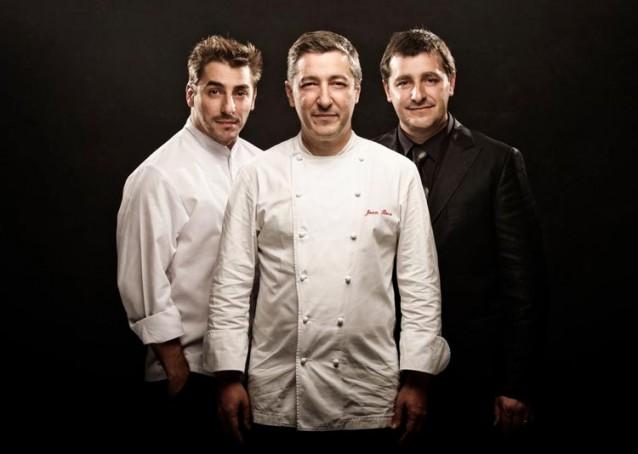Jordi, Joan en Josep Roca