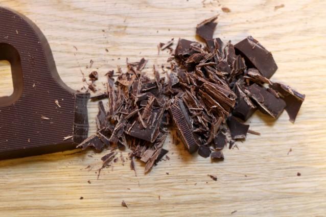 Chocolademelk van chocoladeletter0003