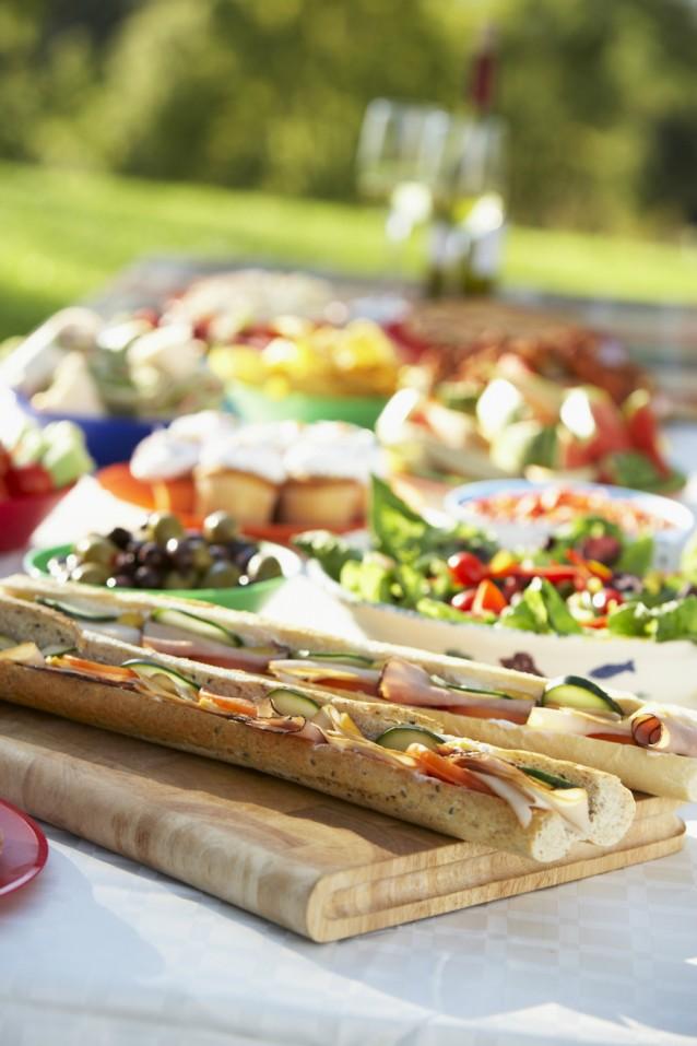 Picknick stock