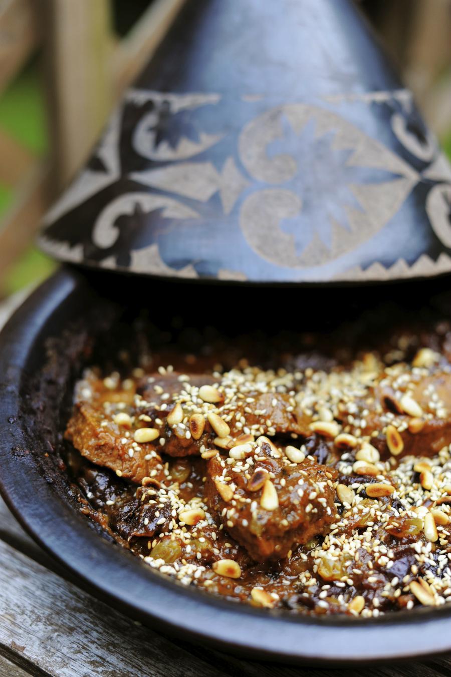 Koken met een tajine