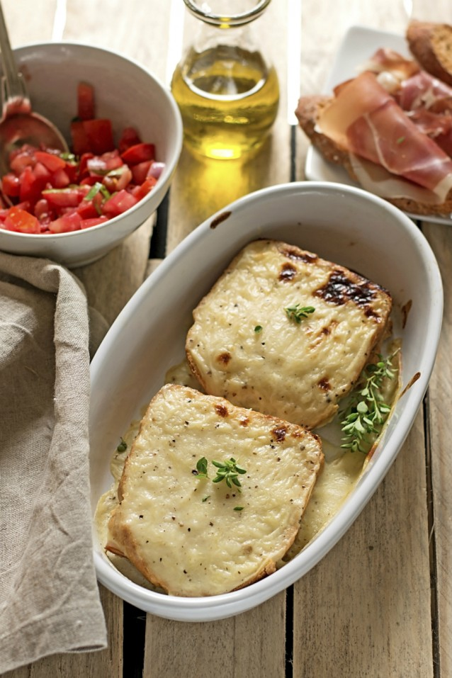 Croque monsieur stock3