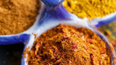 Marokkaanse kruiden en specerijen