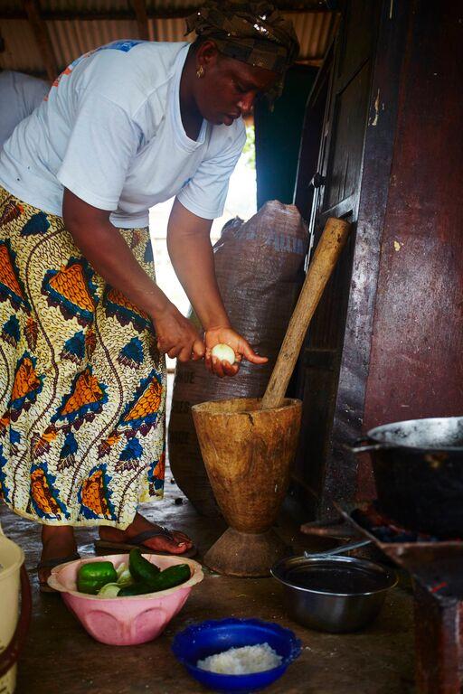 Het maken van domoda