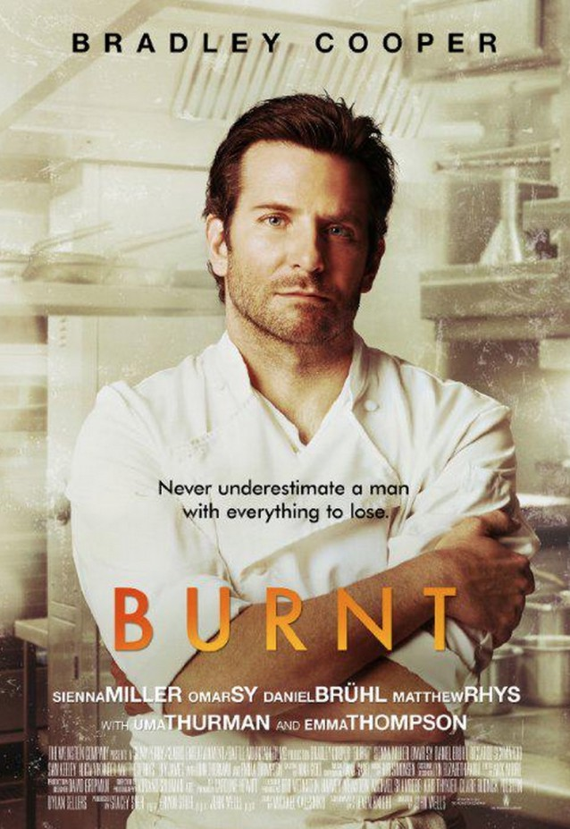 Bradley Cooper Burnt film