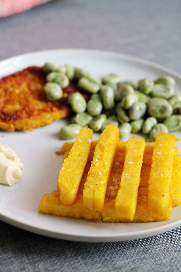 Culy Homemade polenta friet0015