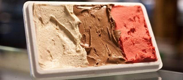 Eataly New York gelato