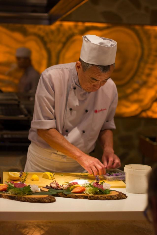 Chef Hokosawa-san