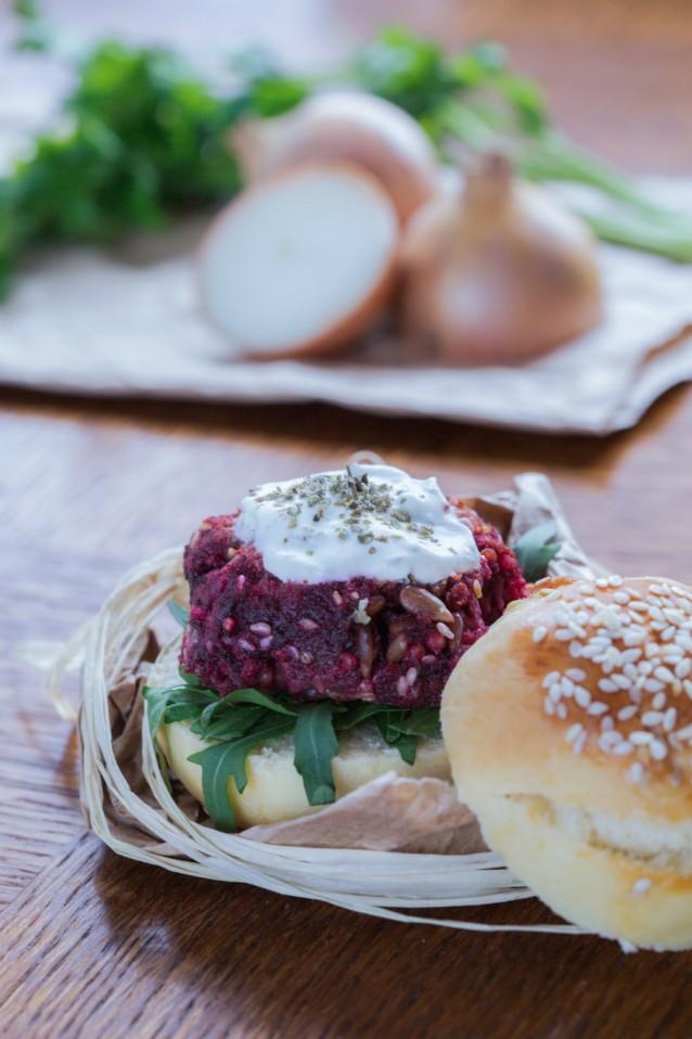 Vega burger stock5 bieten