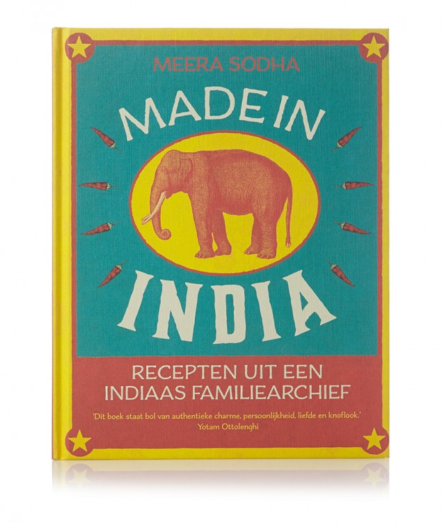 Made in India kookboek