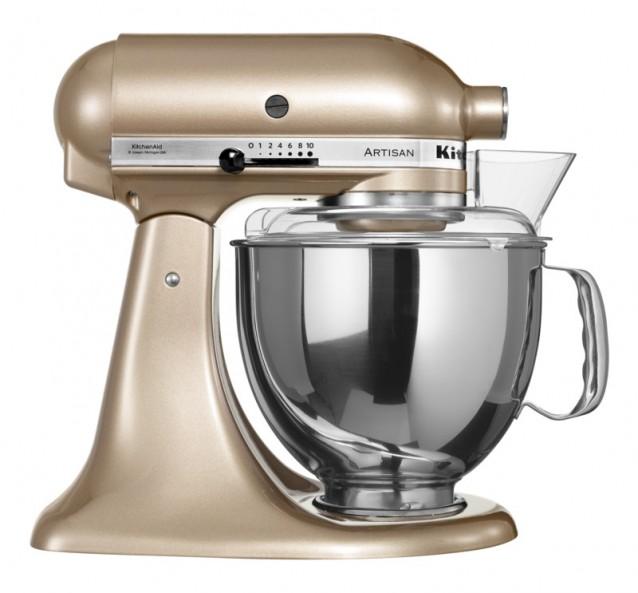 KitchenAid Artisan mixer Gouden nectar