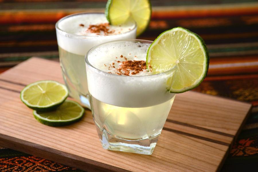 Pisco Sour de verrassende cocktail uit de Andes