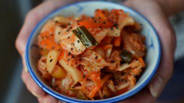 kimchi inmaken