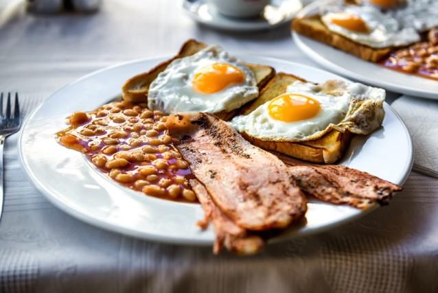 Full English Breakfast stock2