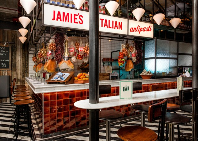 Jamie's Italian Rotterdam3