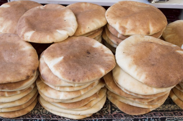 arabic pita bread