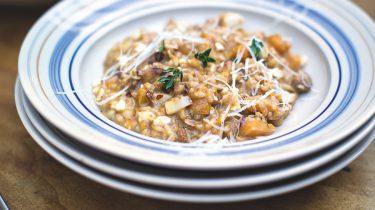 kazen voor risotto