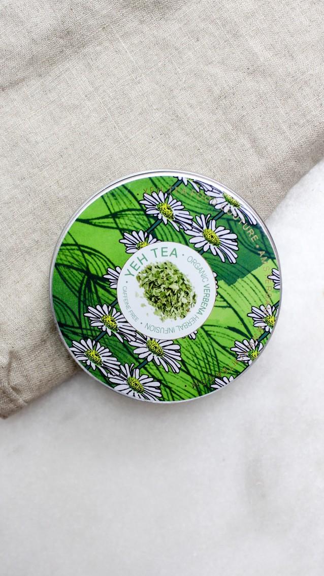 Yeh Tea - Verbena en Green Garden