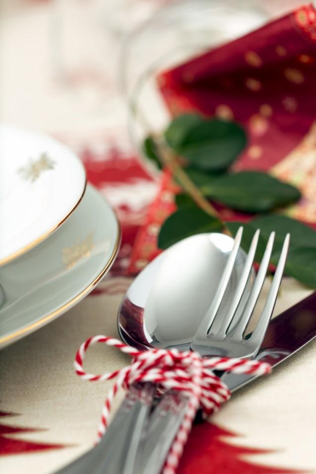 Kerst tafel stock4