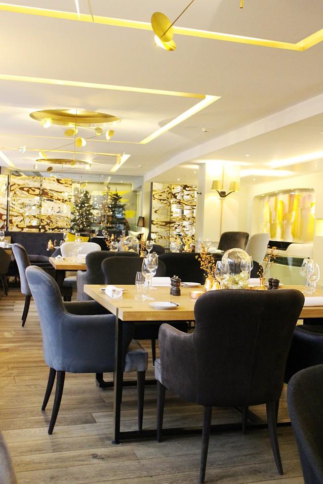 Restaurant Bridges Hotel the Grand Amsterdam2