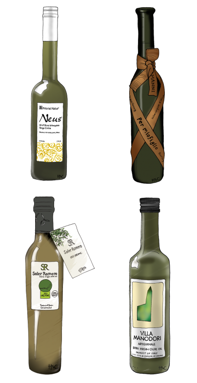 goede olijfolie