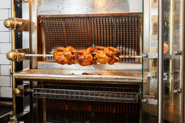 Spies- Rotisserie- bar