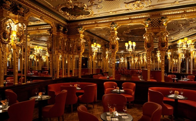 Cafe Royal hotel - Grill Room