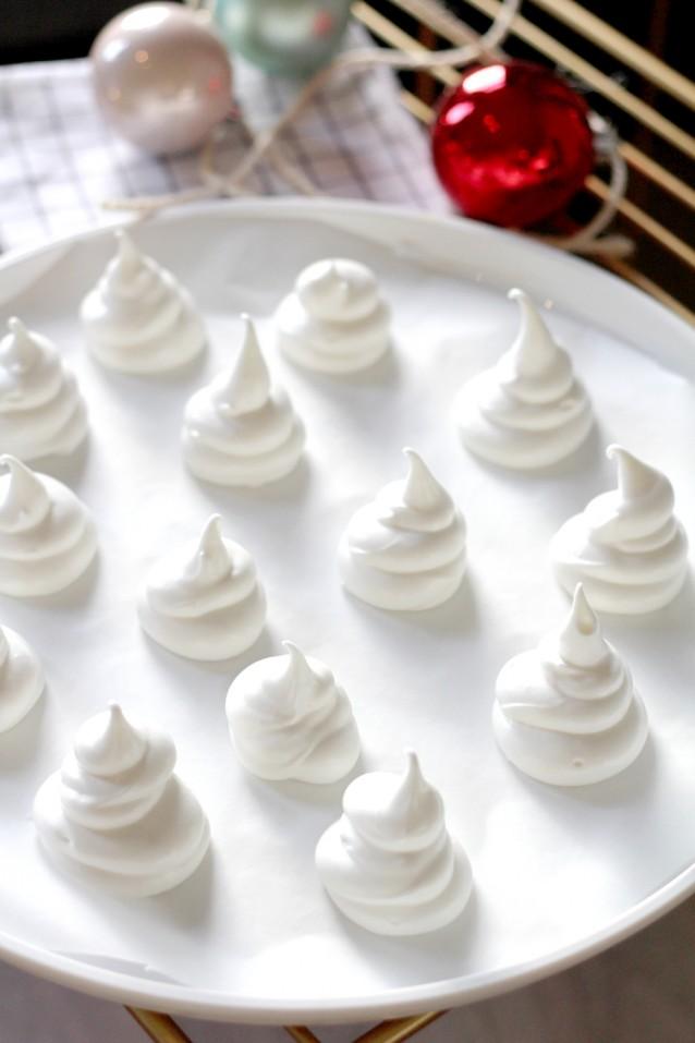 Culy Homemade meringue kerstboompjes0002