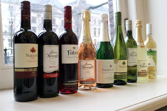 Culy test Alcoholvrije wijnen2