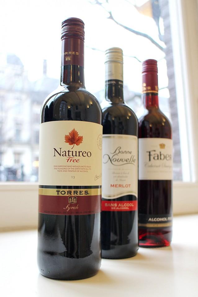 Culy test Alcoholvrije wijnen3