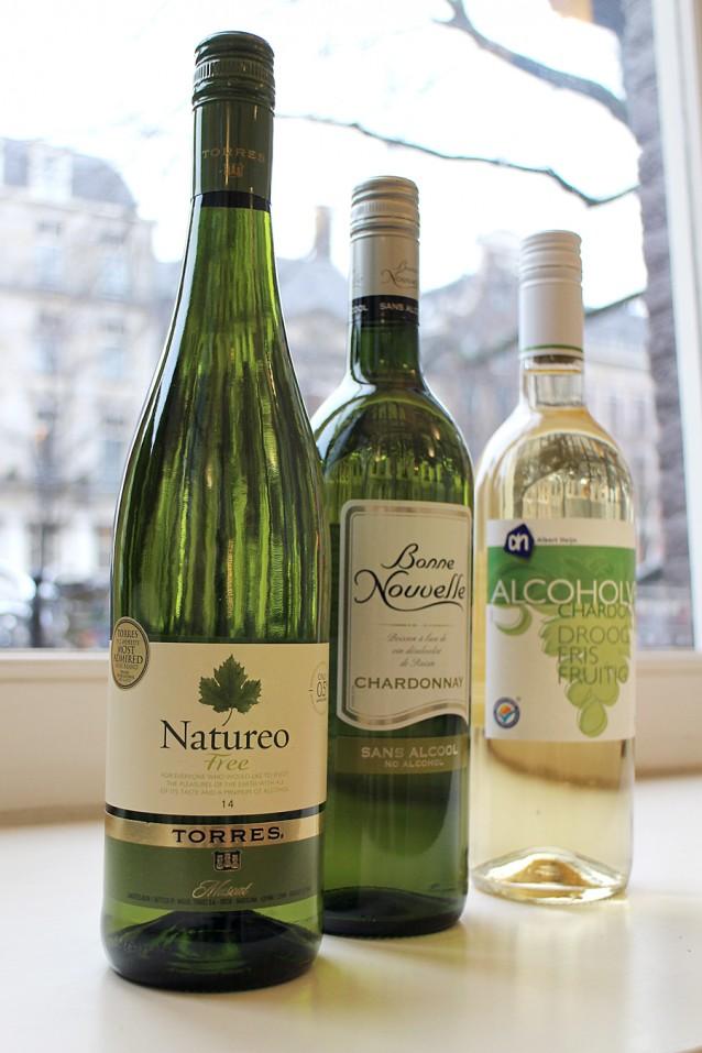 Culy test Alcoholvrije wijnen4