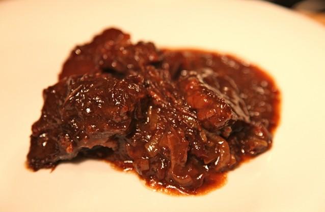 Limburgs zuurvlees (zoervleisj)