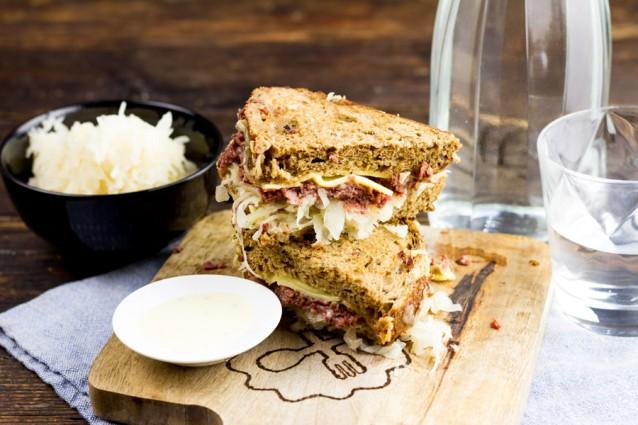 Reuben sandwich koken met aanbiedingen2