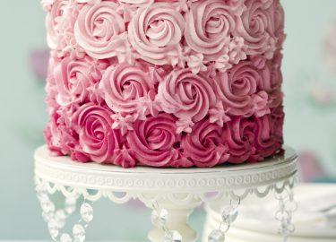 verjaardagsfeest taart