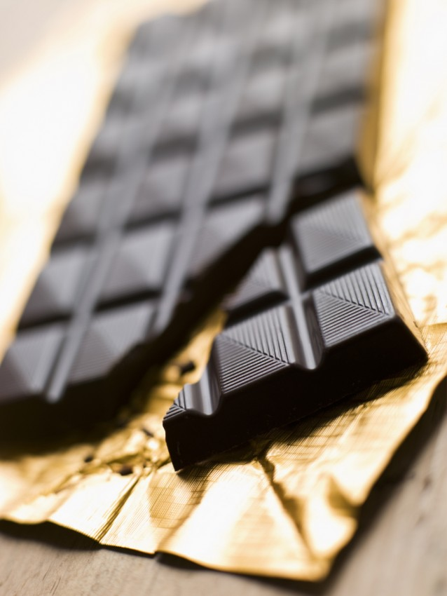 Chocoladereep stock