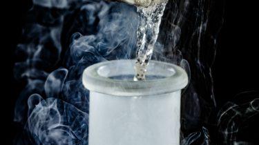 Afbeeldingsresultaat voor vloeibaar stikstof