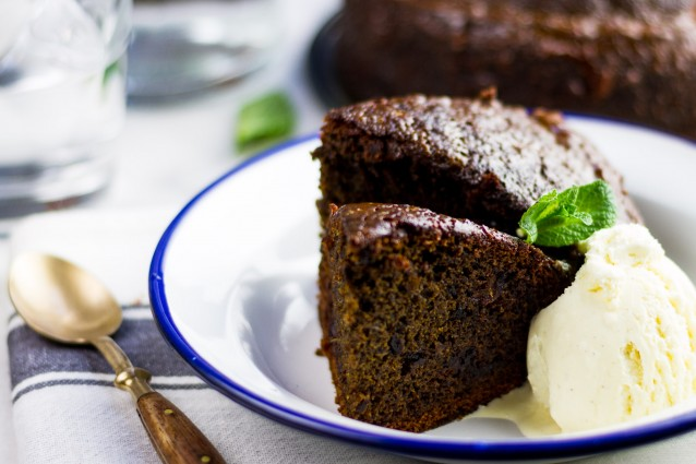 Sticky Toffee cake