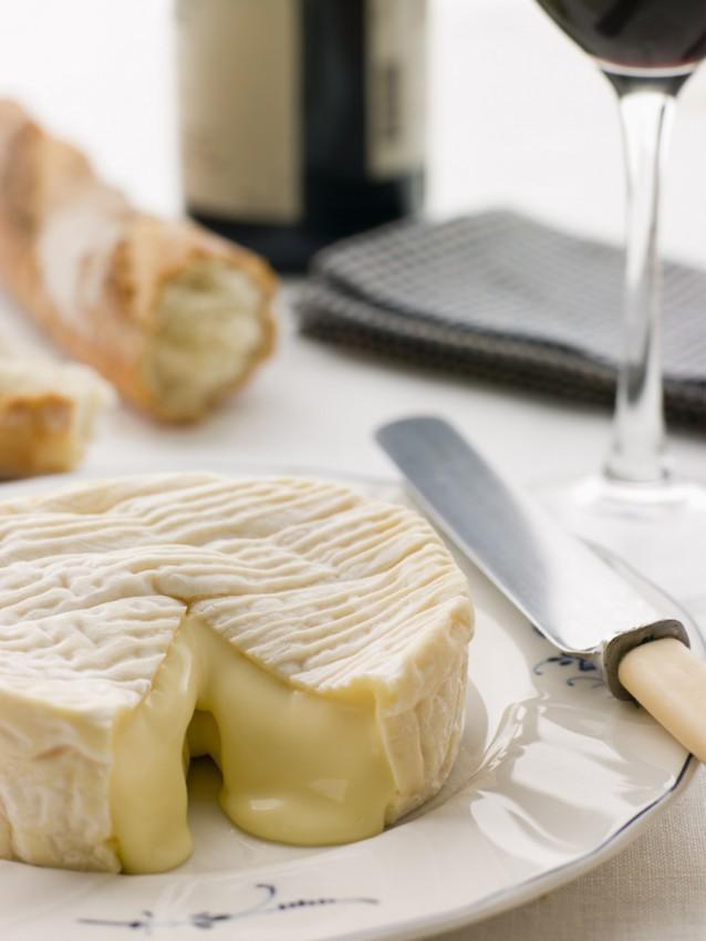 Camembert stock