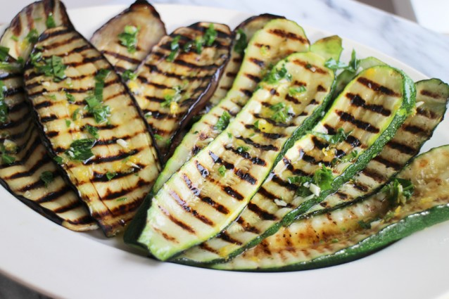 De perfecte gegrilde groenten2