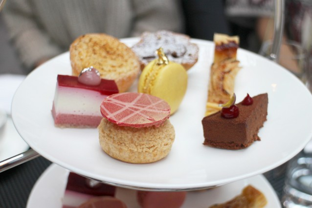Royal Afternoon Tea Conservatorium Hotel