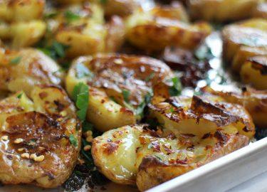 roseval aardappelen uit de oven jamie