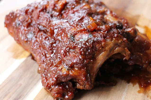 slowcooker spare ribs4