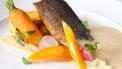 vis en wortel gerecht bij vinnies in utrecht