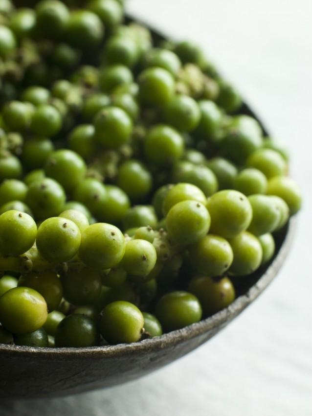Groene peper stock2