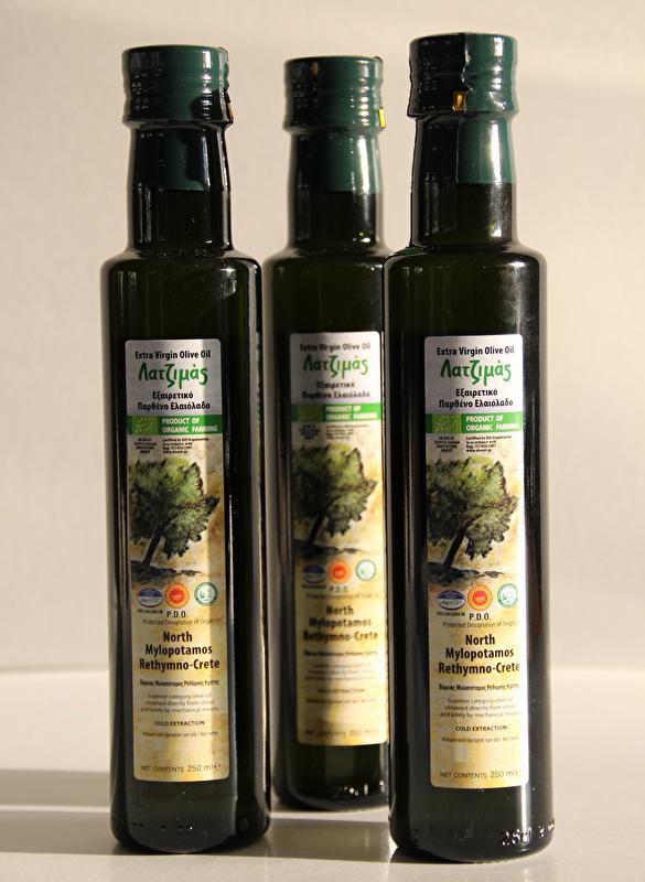 Latzimas-olijfolie