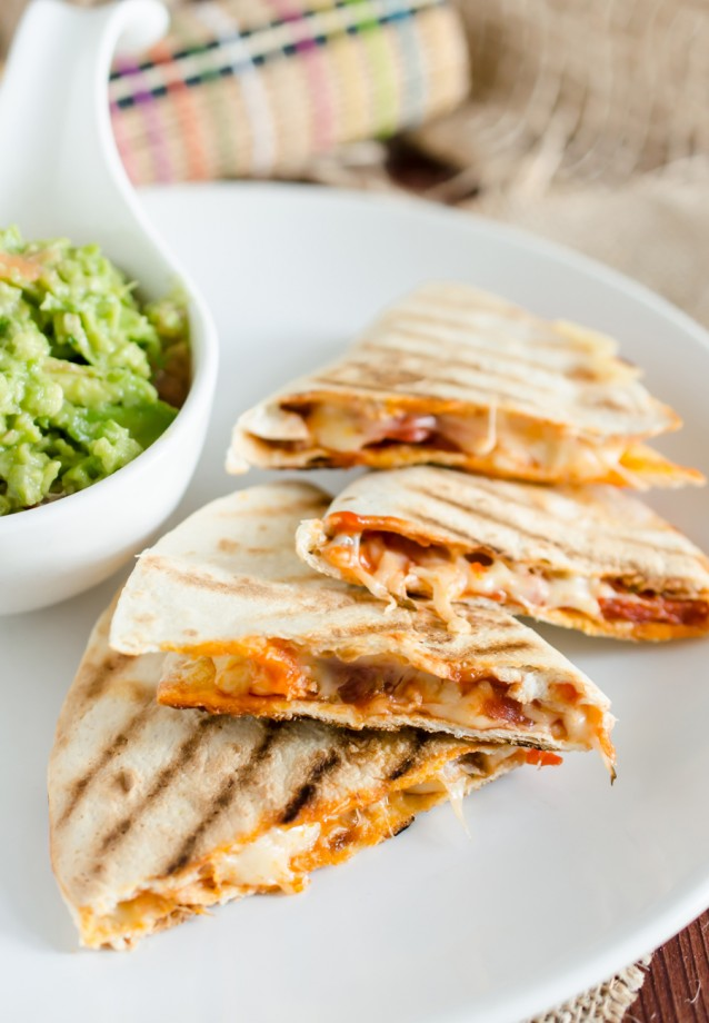 Quesadillas stock3