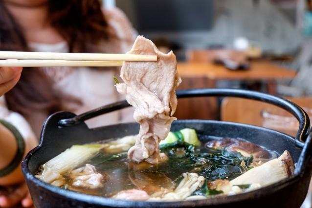 Stock sukiyaki