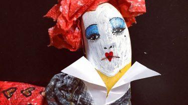 Tekenen En Zo Halloween.Deze Dame Is Extreem Creatief Met Bananen Culy Nl