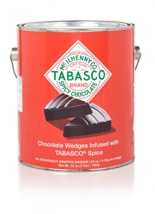 tabasco chocolade