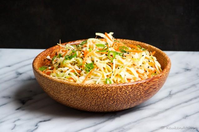 Japanse coleslaw