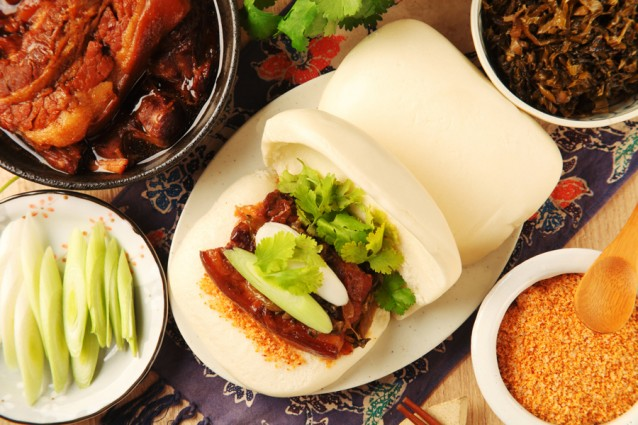 Steamed buns stock8